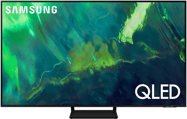 [2021] TV Samsung Q70A Smart TV 55 QLED 4K UHD Garantia-CAIXA SELADA