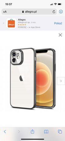 Etui spigen iphone 12