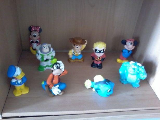 Disney vários bonecos