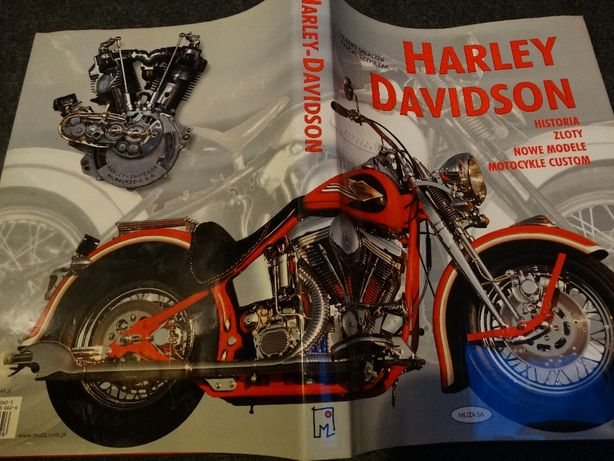 KSIĄŻKI motoryzacyjne -SuperBikes- Sportwagon- Harley Davidson itd