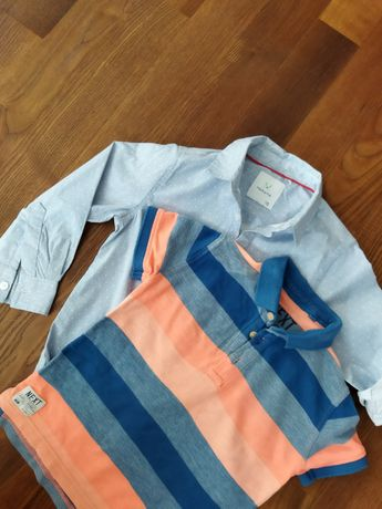 Koszula plus polo