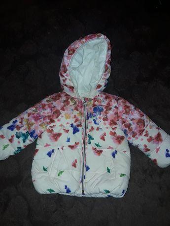Куртка ZARA на 12 місяців