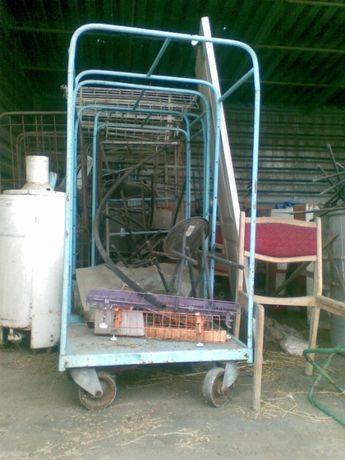 Стулья для бара, телеги на колесах для хлебопекарен
