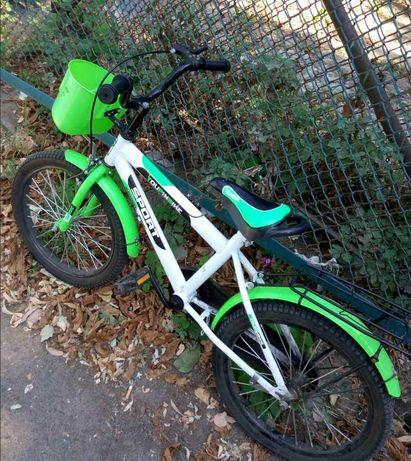 велосипед на 5-7 лет