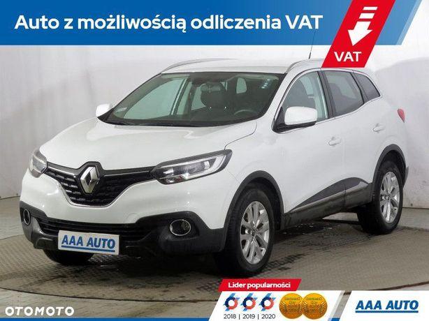 Renault Kadjar 1.2 TCe, Salon Polska, Serwis ASO, VAT 23%, Navi, Klimatronic,