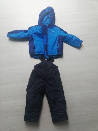 Kurtka i spodnie narciarskie 92