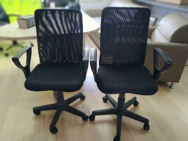 2* fotele obrotowe