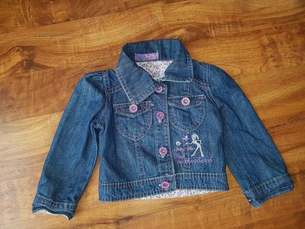 Kurtka katana jeans Rozmiar 74