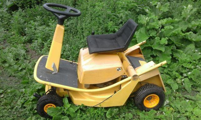 Traktorek kosiarka alko ride on 700 zamienie na moto przyczepke samoch