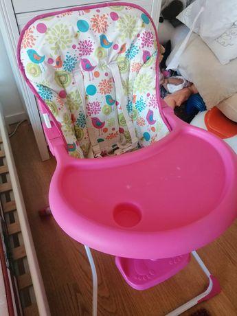 Cadeira refeições Zippy