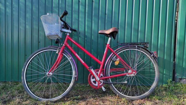 Велосипед с планетаркой 7 ст. Hercules