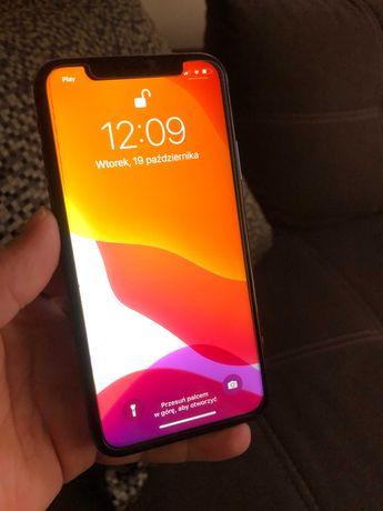 iPhone X 64GB Gray problem z wyświetlaczem