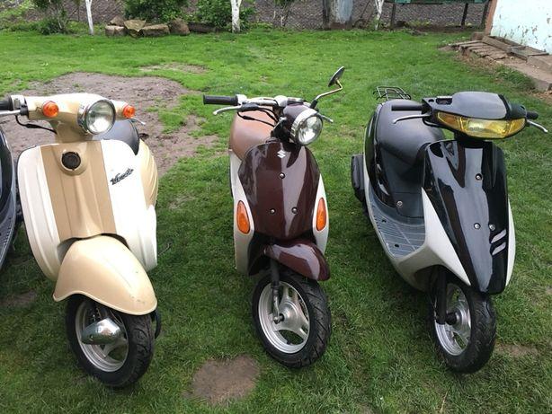 Продам скутера з контейнера за хорошими цінами !