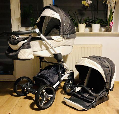 Wózek dzieciecy Bebetto Tito 2W1