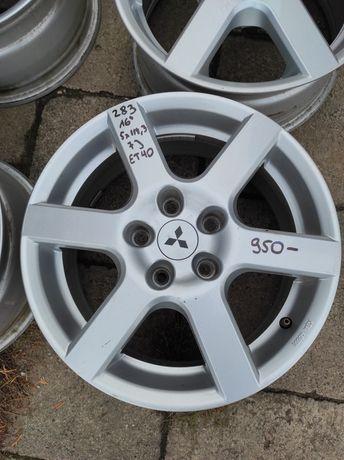 283 Felgi aluminiowe MITSUBISHI R16 5x114,3