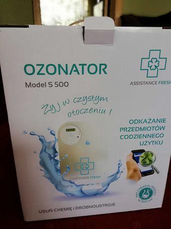 Ozonator Assistance Fresh model S500