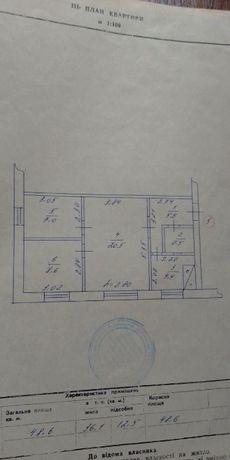 Продам квартиру в г.Ромны по ул.Полтавская 188