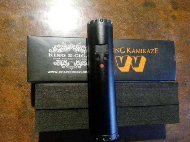Bateria King Kamikazze VV nowa nieużywana