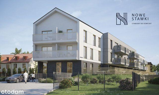 Od dewelopera mieszkanie jak dom ogród 87m2 Toruń