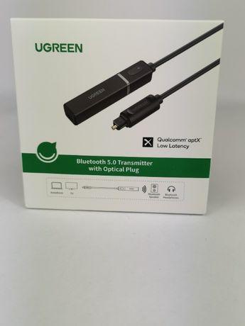 UGREEN Transmiter Bluetooth 5.0 Złącze Optyczne aptX