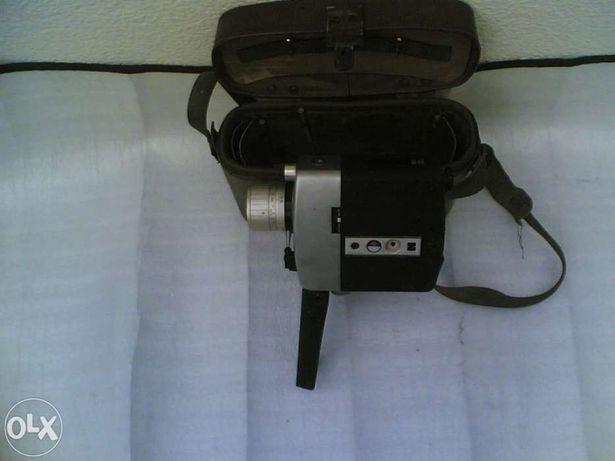 Maquina de filmar argus