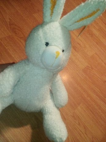 Мягкая игрушка заяц зайка
