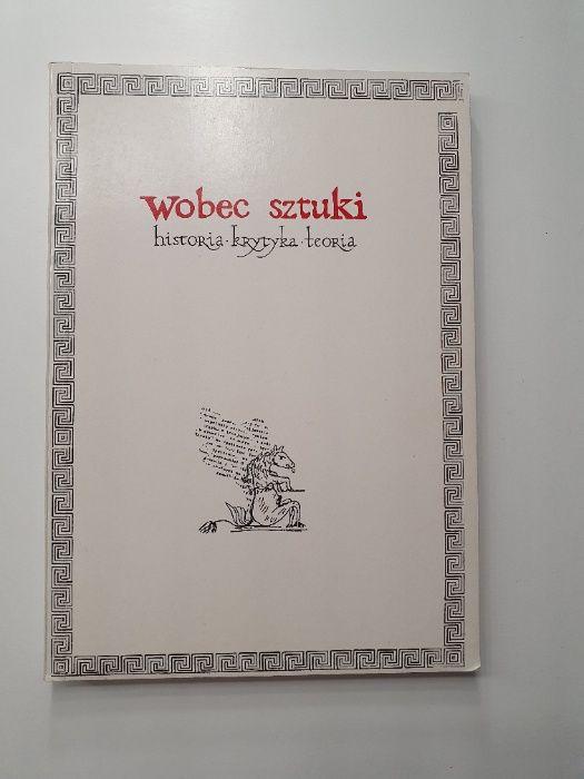Wobec sztuki historia-krytyka-teoria Lublin - image 1