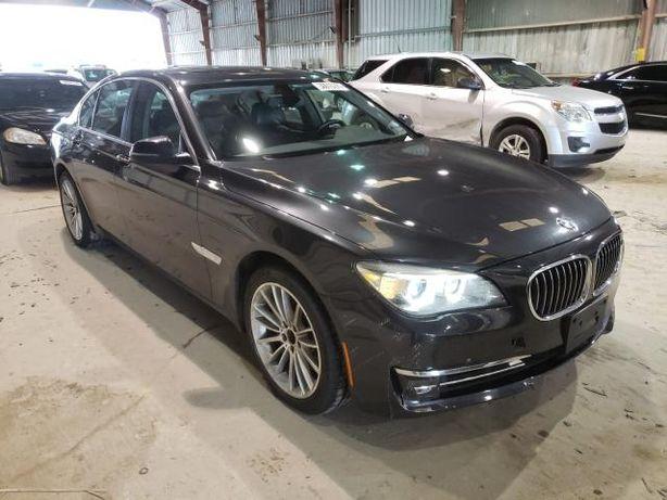 BMW 740 I 2014 из США!