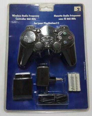 Comando Wireless PS2 NOVO