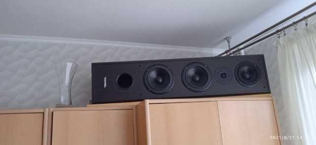 Kolumny głośnikowe Tonsil maestro 2 180w+s-woofer akty klipach R-100sw