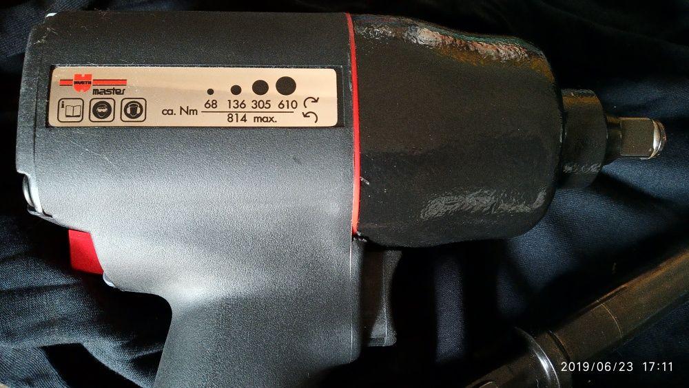 Aparafusadora impacto pneumática WURTH NOVA 1\2 Ponte de Lima - imagem 1