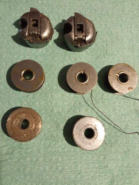 Челнок шпульный колпачек шпулька для швейной машины Веритас 8014/35