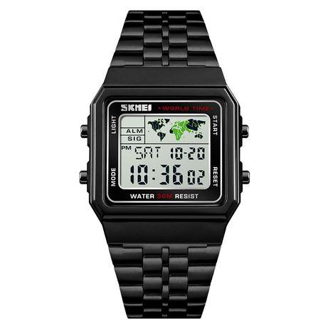 Часы Skmei 1338BOXBK Black BOX