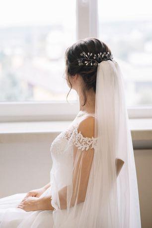Фата, вельон весільний, весільна фата
