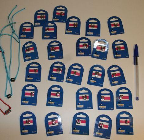 Letras para colares e pulseiras. 10€ POR TODAS!