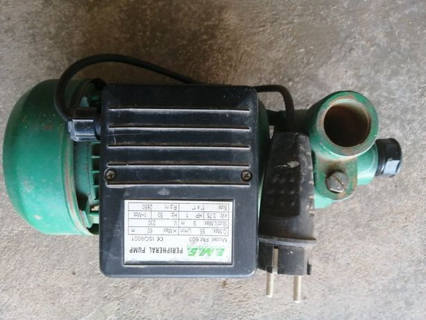 Motor rega ems pm600 eletrico