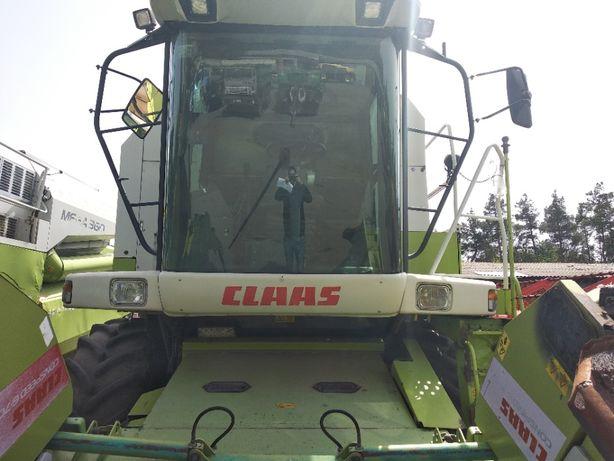 Комбайн Claas-Mega-360
