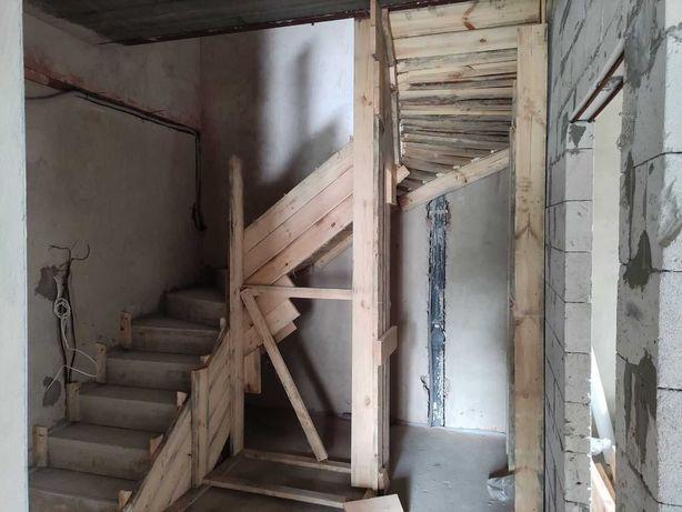 Бесплатно опалубка для лестницы