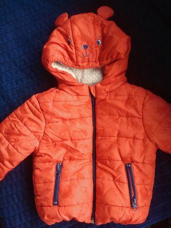 Куртка унісекс 9-12 міс