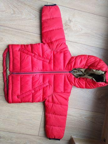 NOWA Kurtka jesienna pikowana Zara, rozmiar 86