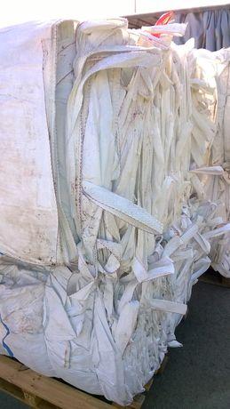 OKAZJA Worek Big Bag 100/100/155cm na Trociny/Wióra/Drewno