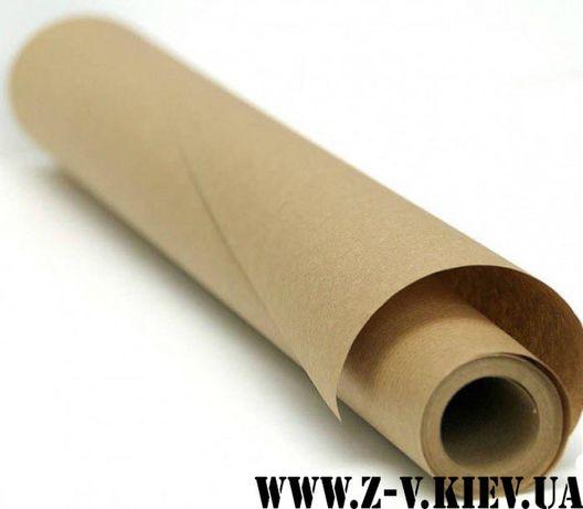 Бумага Упаковочная Крафт ширина 1020 мм 70 грм/м2 100м