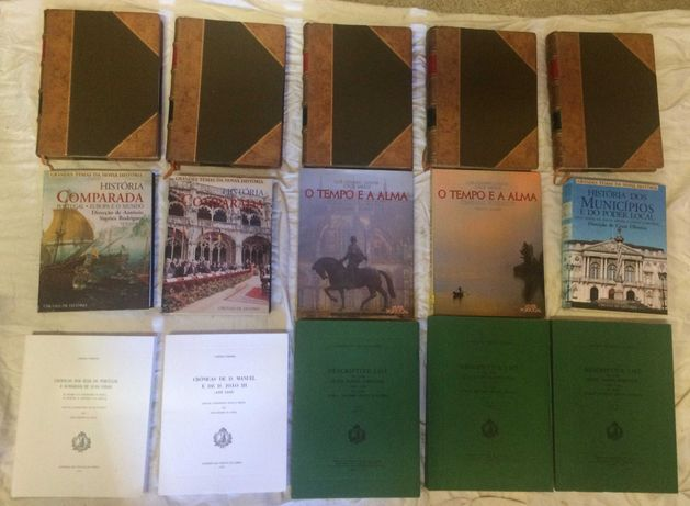 Livros de História Política Militar Restauração Diplomacia de Portugal