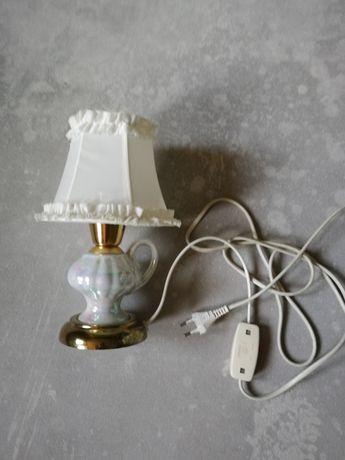 Лампа настільна. Польща.