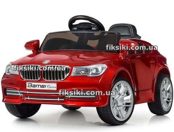Детский электромобиль 3271 RED BMW, Дитячий електромобiль
