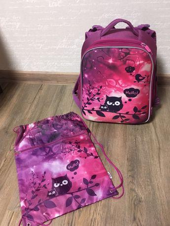 Рюкзак kite + сумка для обуви