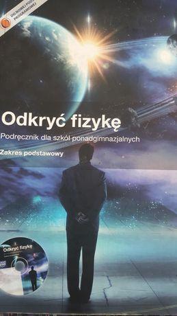 Odkryć fizykę zakres podstawowy Braun, Śliwa podręcznik