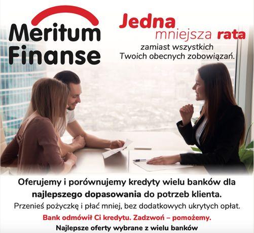 Kredyt / pożyczka / 20.000zł. na oświadczenie / bez dokumentów
