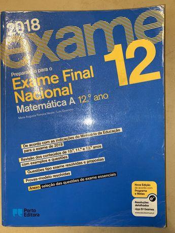 Livro preparaçao exame matemática