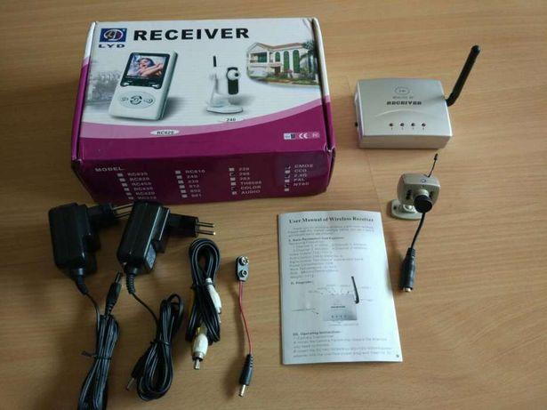 Camera Video vigilância wireless (sem fio)